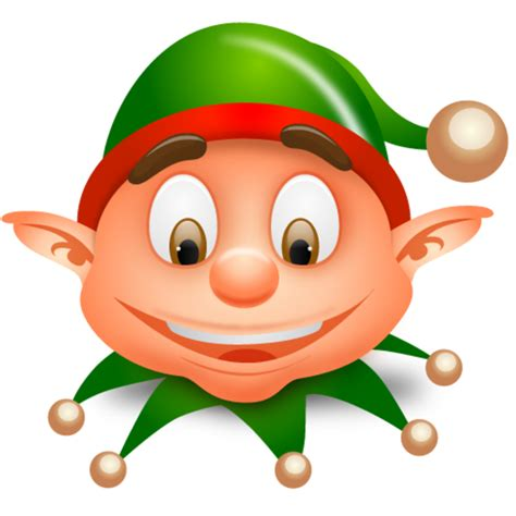 printable elf head elf free images at clker com vector clip art online