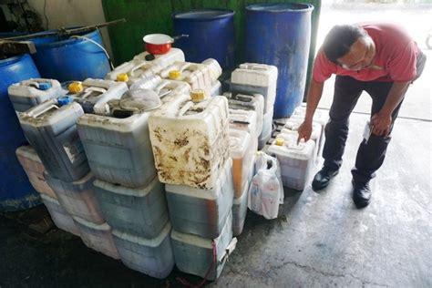 Bio Di Bali menarik pengolahan jelantah jadi biodiesel di bali mongabay co id