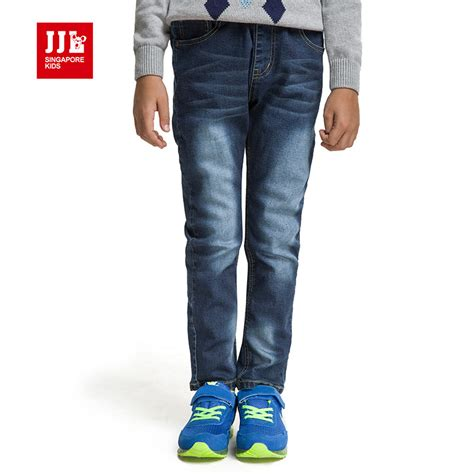 What Length Is In Fashion For Jeans In 2015 | aliexpress com buy boys jeans for kids pants full length