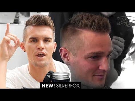 gary beadle hairstyle men s short hair tutorial gaz geordie shore hairstyle