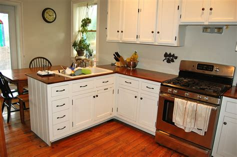 White Wood Countertops by Farmhouse Kitchen Cabinets Car Interior Design
