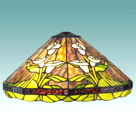 tiffany glass l shades tiffany style replacement l shades tulip glass l