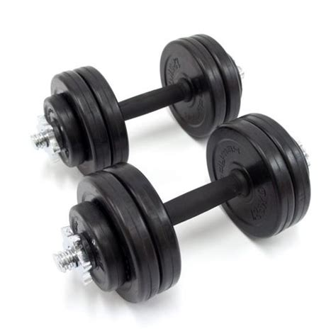 Dumbbell Tesco buy bodymax deluxe 15kg rubber dumbbell kit from our all weights and strength range tesco