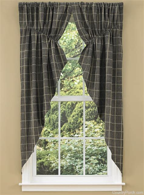 gathered swag curtains stonebridge lined gathered window curtain swag