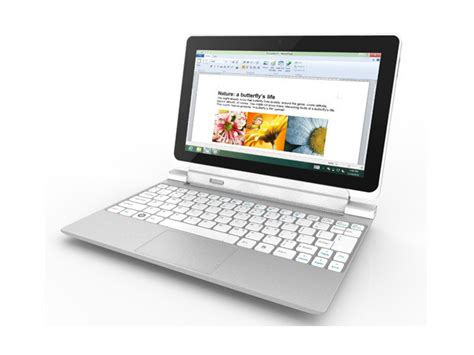 Laptop Acer Hybrid windows 8 hybrid laptop tablets take center stage at