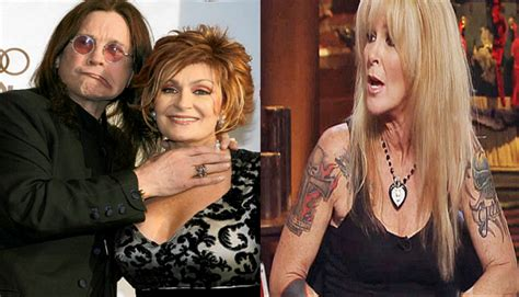 lita ford with ozzy osbourne ozzy killed she was clinically dead