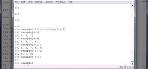 tutorial python slice how to program slices in python 171 python wonderhowto