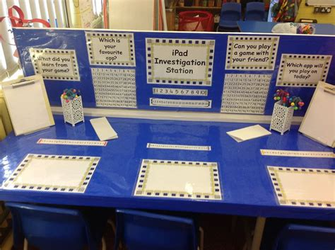 new year ict eyfs investigation station named by the children