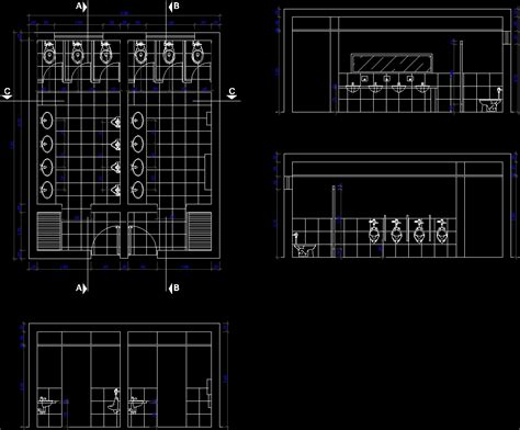 bathtub section dwg public toilet design dwg section for autocad designs cad