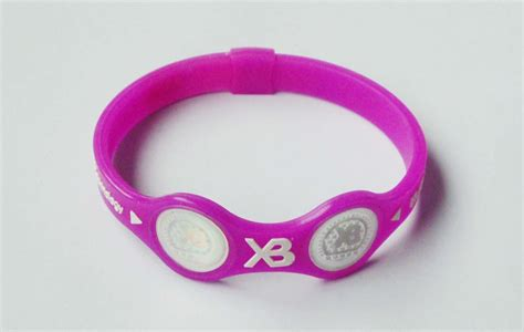 China Energy Silicone Bracelet, Rubber Bracelets, RFID Wrist Band   China Silicone Band