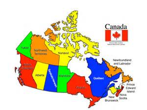 get directions canada maps get to canada through provincial nomination program