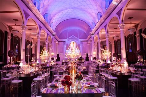 Wedding House And Concept by Orthodox Church Ceremony Glamorous Purple Gold