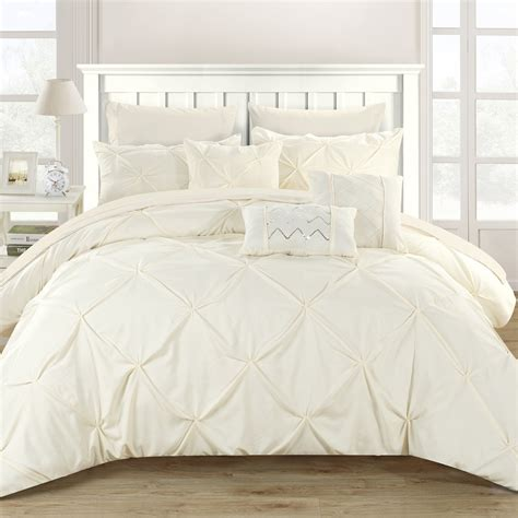 chic home bedding chic home hannah 10 piece comforter set reviews wayfair