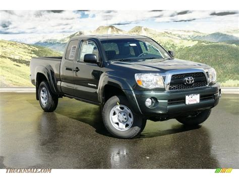 2011 Toyota Tacoma Access Cab 4x4 For Sale 2011 Toyota Tacoma V6 Sr5 Access Cab 4x4 In Timberland