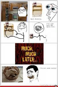Nutella Meme - funny nutella
