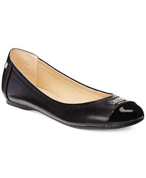 Sale Flats Shoes Balet Sepatu Balet Nj032 coach chelsea flats shoes macy s