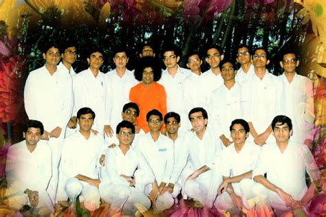 Sri Sathya Sai Institute Of Higher Learning Mba by Sathya Sai With Students Management Lessons From Sri