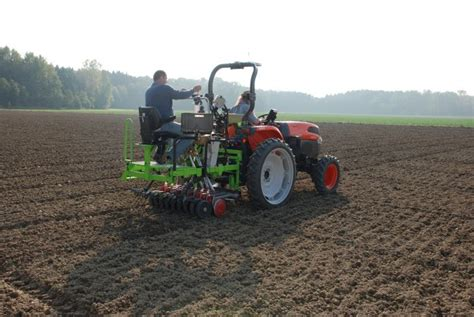 Planter Technology by 60 Years Of Expertise In Plant Wintersteiger