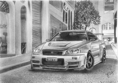 nissan gtr skyline drawing search results for skyline draw to drive