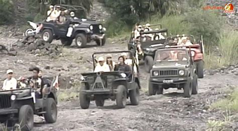jeep indonesia merapi jeep tour community in indonesia ewillys