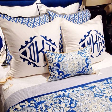 Yay Or Nay Wednesday 31 by 25 Best Ideas About Monogram Bedding On Bed