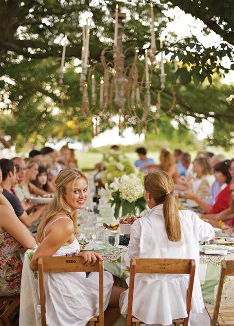 Monica Pedersen Outdoor Party Tips