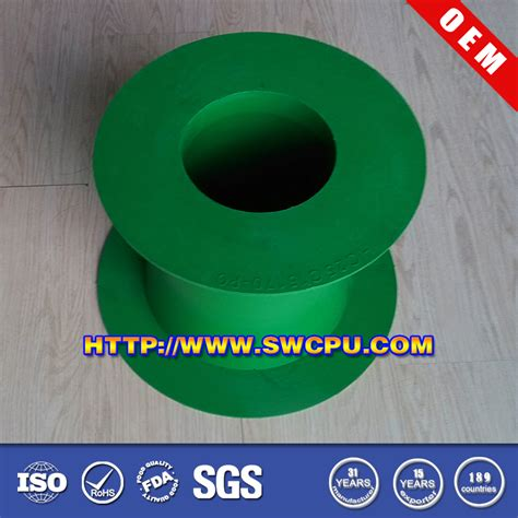 Bushing Silent T oem silicone pur rubber sleeve joint bushing silent block