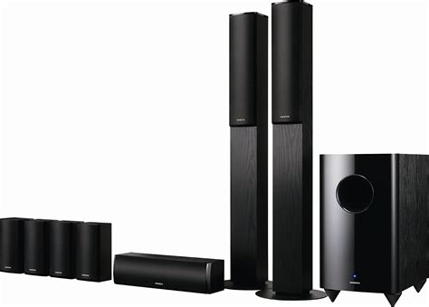 buy onkyo sks ht870 home theater speaker system review
