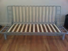 Futon Bed Frames Ikea 50 Obo Ikea Futon Sofa Bed Frame For Sale In La Jolla