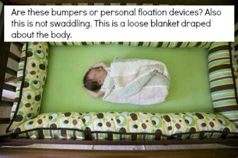 When Is It Safe To Put Bumpers In Crib by Is Your Crib As Safe As You Think Troublesome Tots