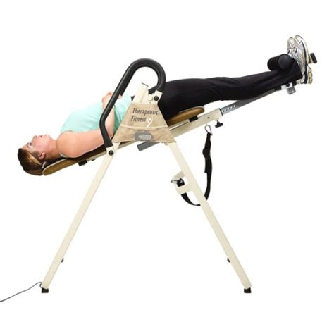 ironman infrared inversion table reviews ironman ift1000 infrared inversion table