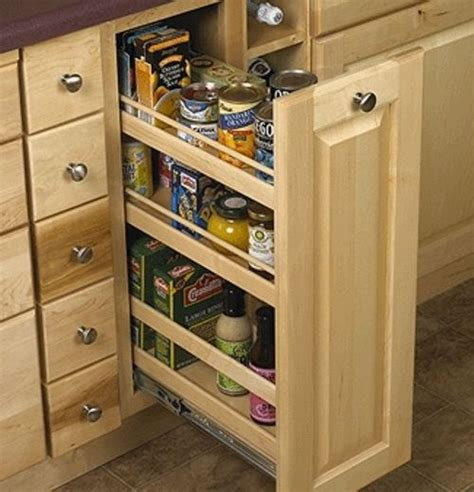 kitchen cabinets pull out pull out pantry cabinet for the home pinterest