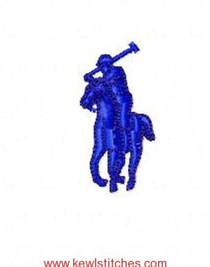 embroidery design ralph lauren small 1 5 in polo embroidery design