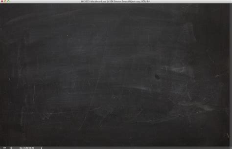 Papan Tulis Kapur Black Board 6 171 easy chalk ornament typography in photoshop
