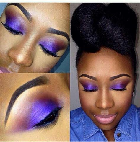 Eyeshadow For Skin pretty purple eye makeup make up for skin purple eye makeup makeup and