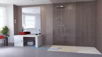 salle de bains une 224 l italienne pour un espace