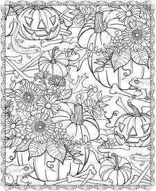 fall coloring pages for adults colorama coloring pages