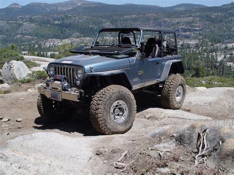 Jeep Yj Armor Tnt Customs Corner Armor 6in Flare Jeep Wrangler Tj