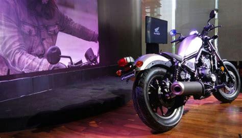Astra 500 Warna Benang Jahit Pilihan Indonesia moge honda cmx 500 rebel siap diantar akhir maret motor gooto