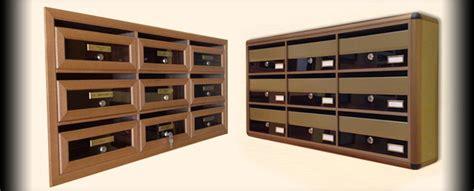 cassette delle lettere condominiali 187 cassette postali condominiali legno prezzi