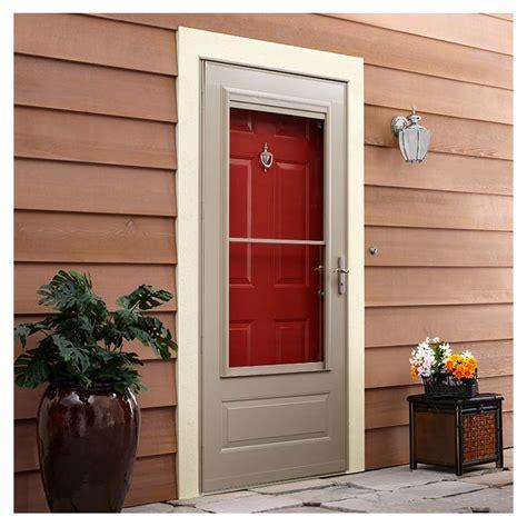 Self Storing Door by Top Line Self Storing Door Andersen Emco 400 Series