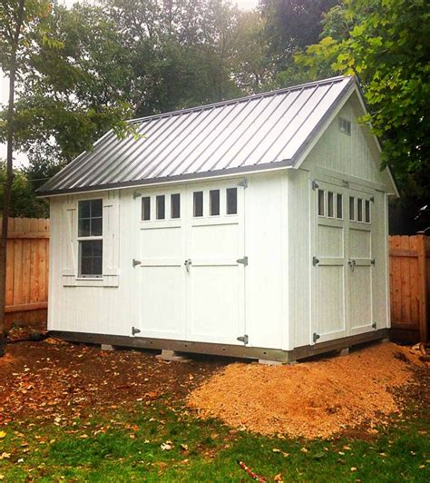Turf Shed by Gallery Tuff Shed