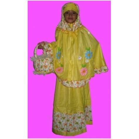 Gamis Katun Minyak Kombinasi baju muslim kaamiliyah mukena anak cantik dan murah