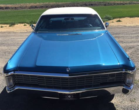 1970 Chrysler Imperial For Sale by 1970 Chrysler Imperial Lebaron 90k Survivor Classic