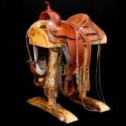 Saplans wooden saddle rack plans