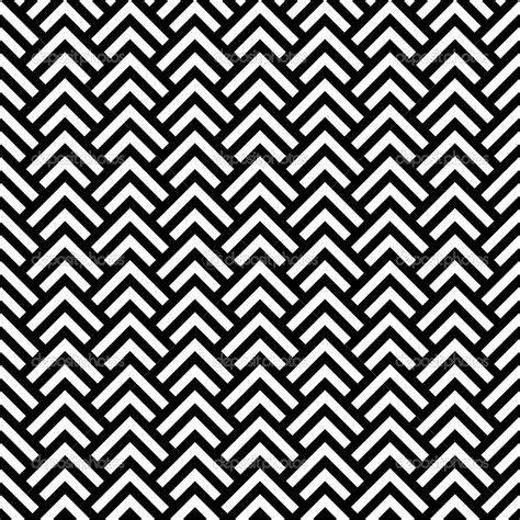 shape patterns black and white black and white chevron geometric seamless pattern vector