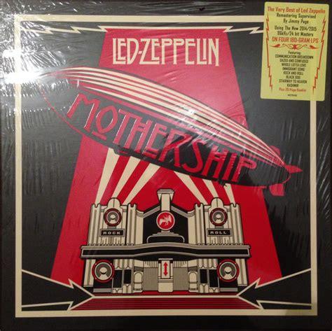 led zeppelin mothership box set discogs