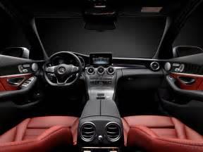 Mercedes C Class Interior 2015 Mercedes C Class Interior 002 Photo 24