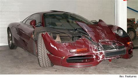 5 Supercar Crashes That Will Make You Read & Weep