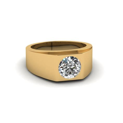 Gold Mens Wedding Rings by Trends On Gold Rings For Mens Of Males